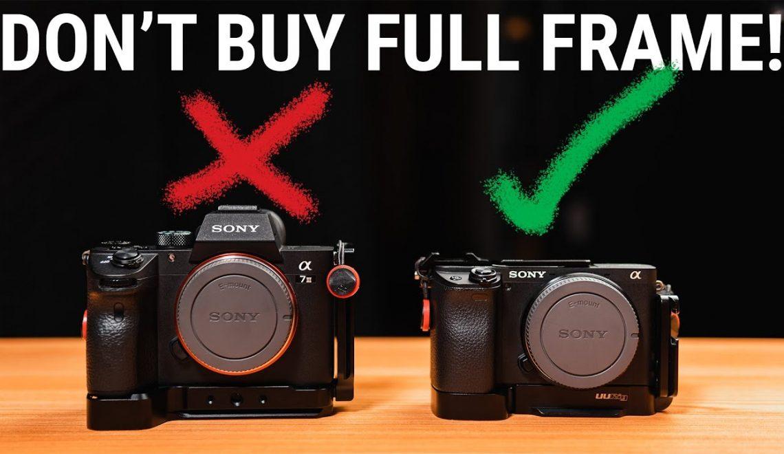 צילום Full Frame או APSc?