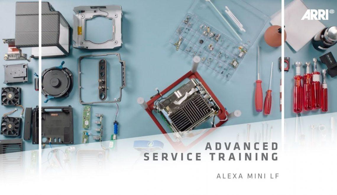 קורס לפירוק Alexa Mini
