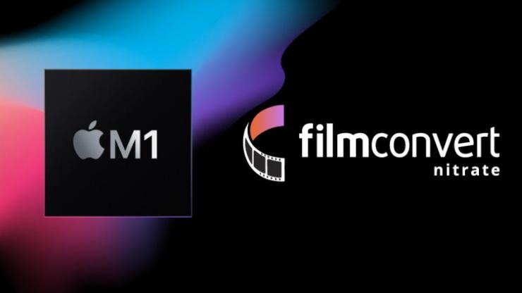 חברת FilmConvert תומכת מ-M1