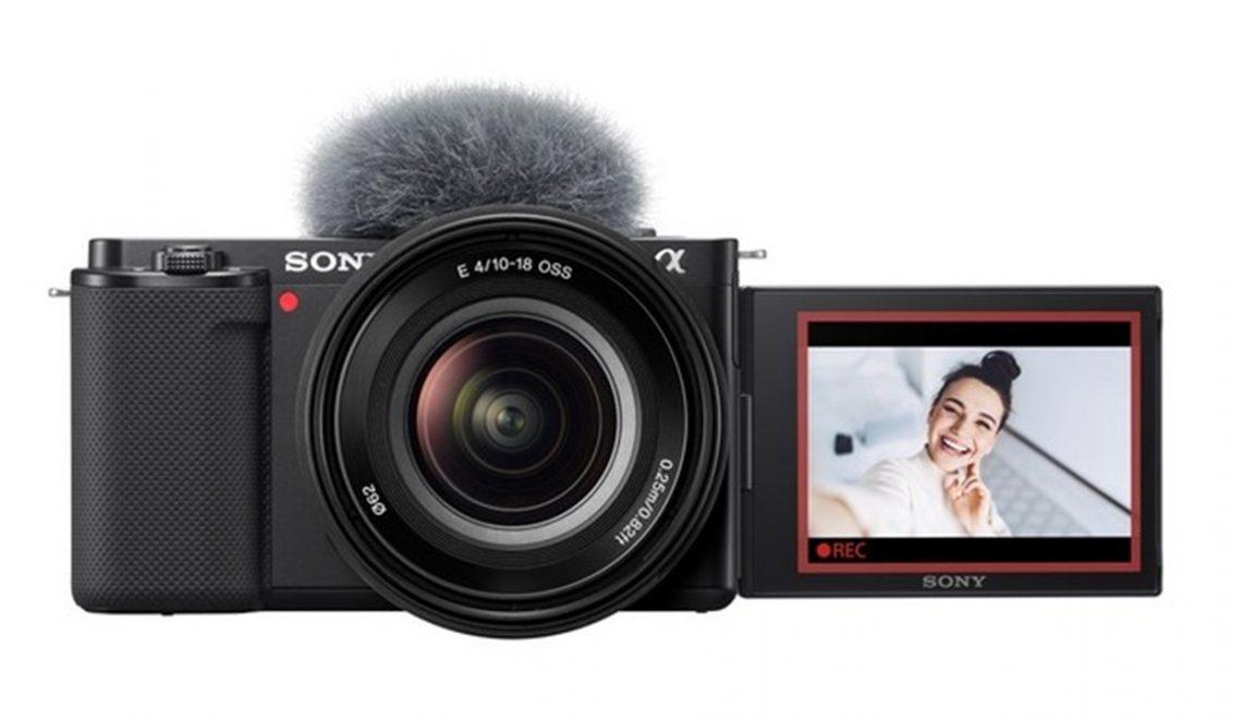 מצלמה חדשה של סוני, ZV-E10
