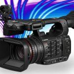 מצלמת 4k מקצועית חדשה של קנון