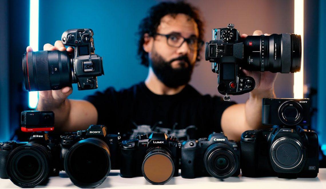 המצלמות ללא מראה הטובות ביותר