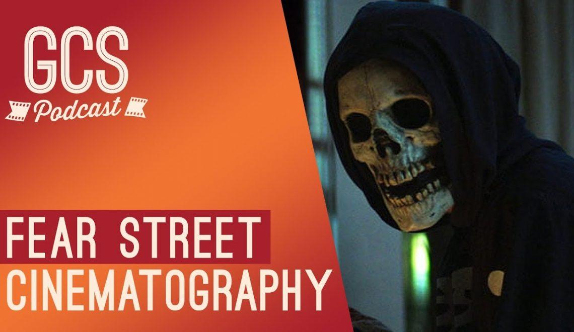 מאחורי הקלעים של Fear Street trilogy