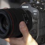 הושקה מצלמת EOS R3