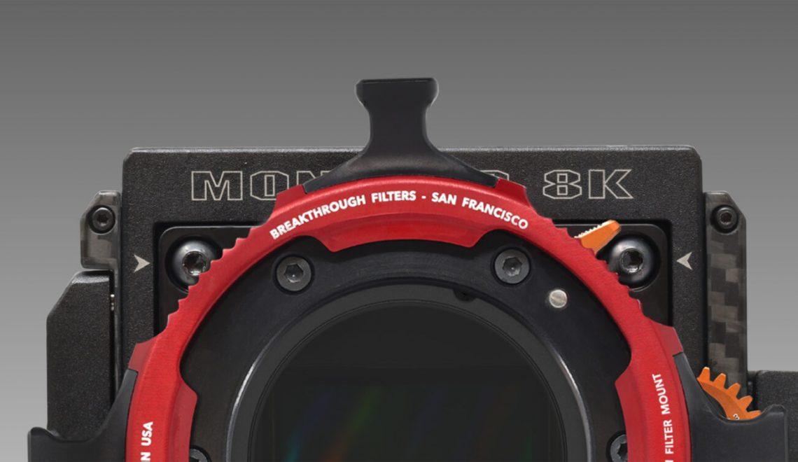 מתאם PL למצלמות RED עם פילטר
