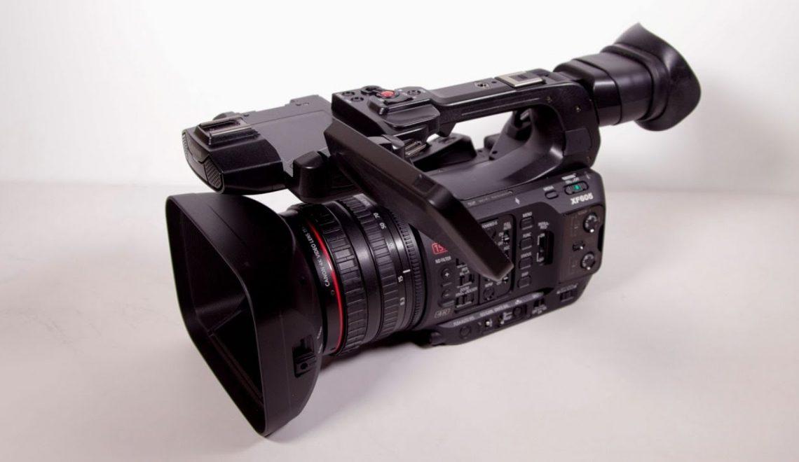 סקירה של מצלמת XF605