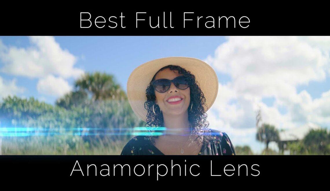 עדשת Full Frame אנמורפית