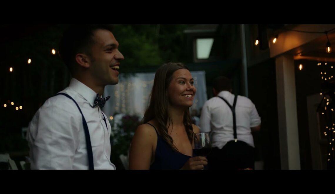 מאחורי הקלעים של צילום חתונה