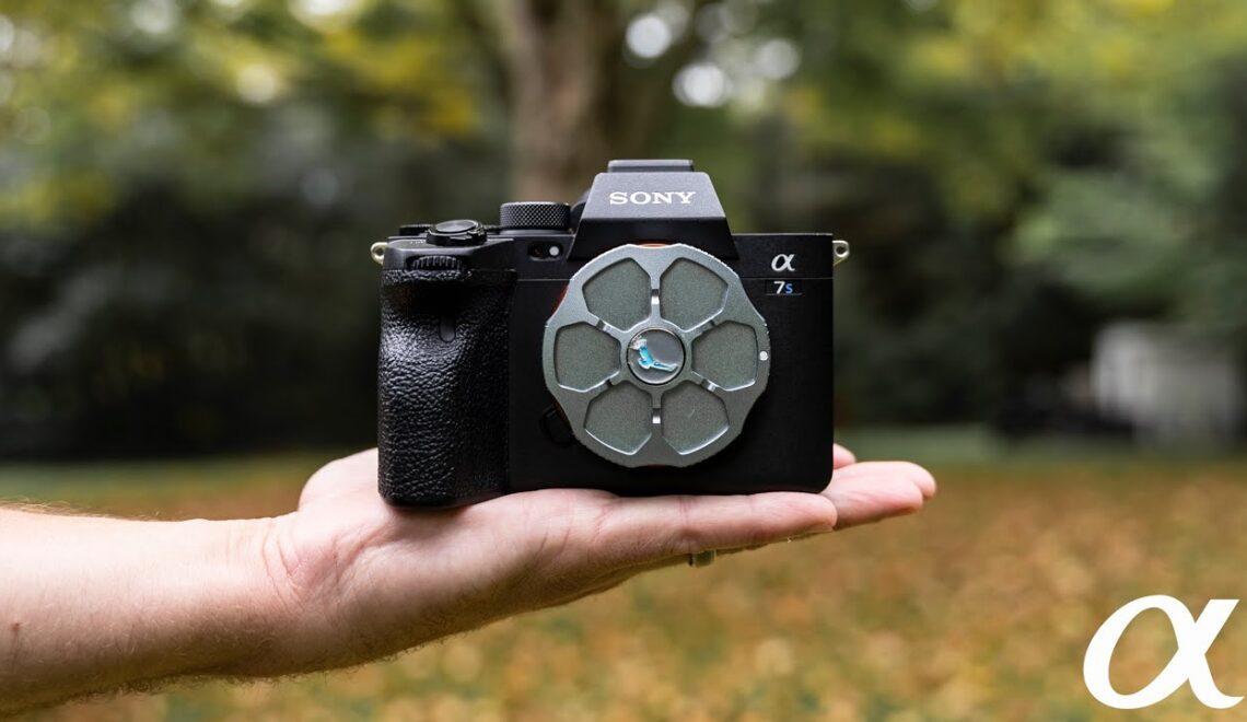 מצלמת Alpha a7S III לאחר שנת שימוש