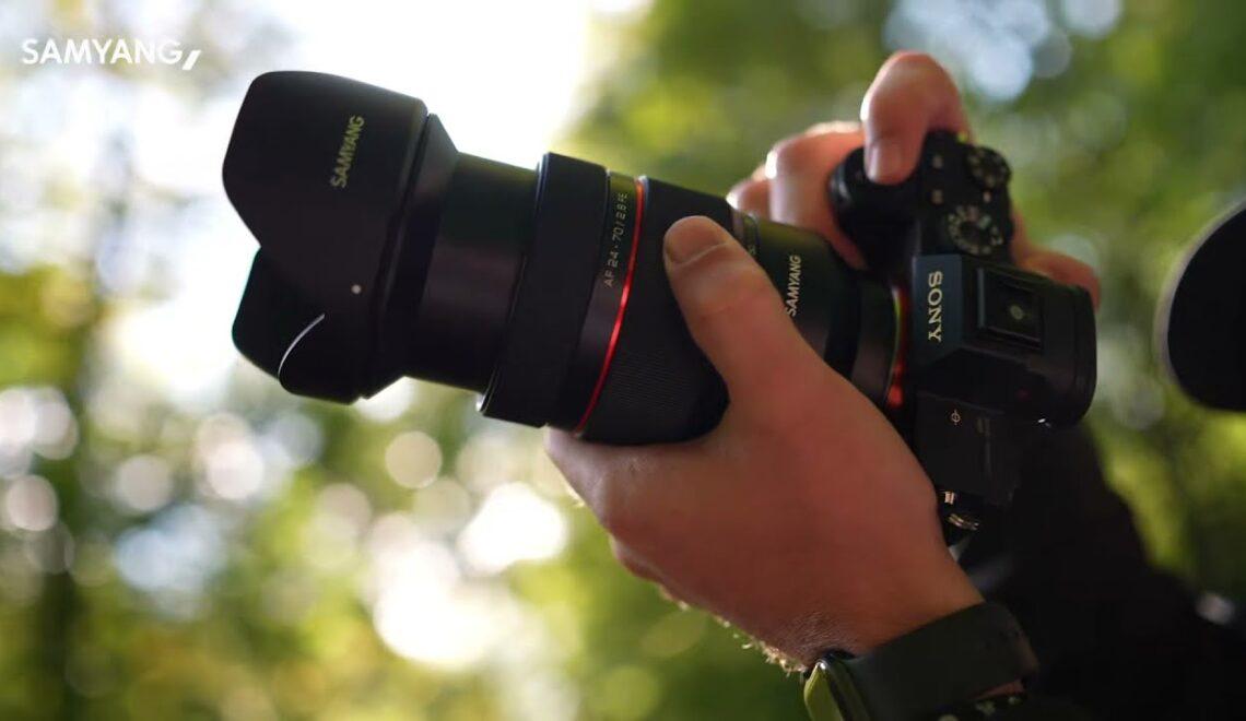 עדשת זום למצלמות סוני
