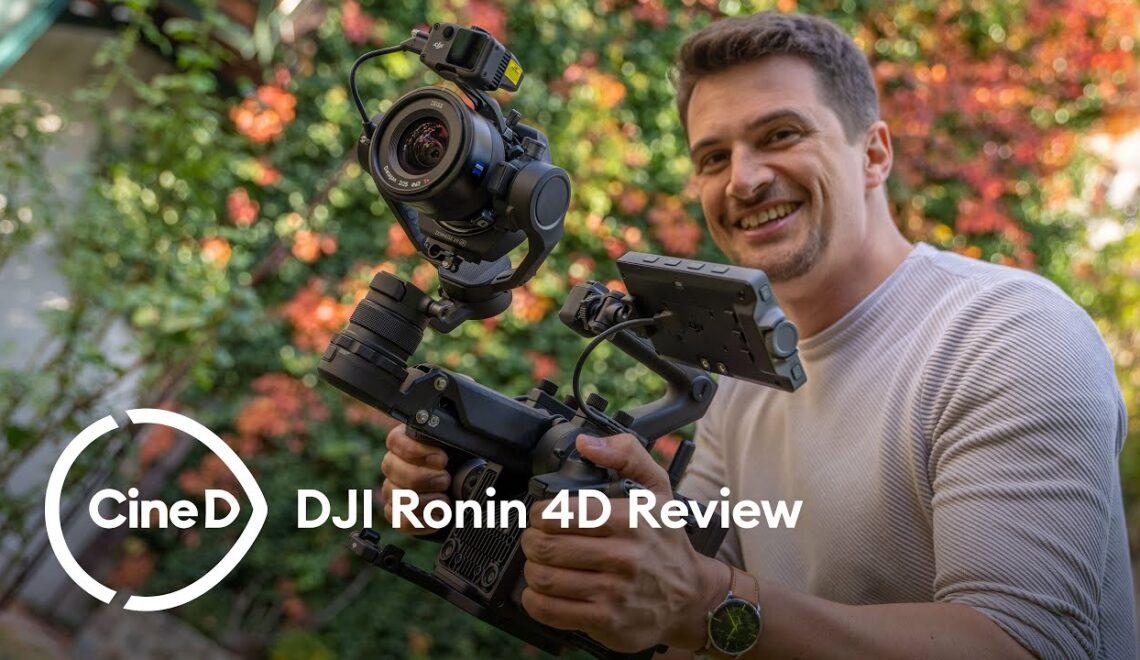 סקירה של Ronin 4D