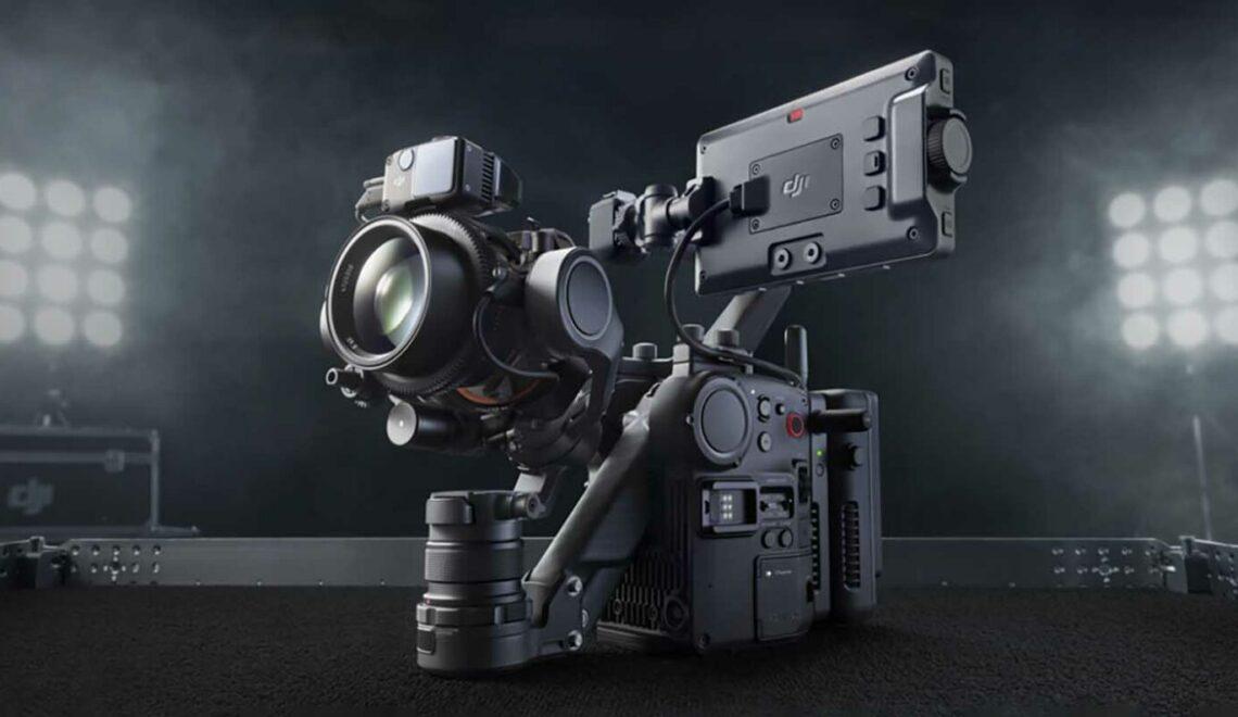 מערכת צילום מיוצבת של DJI